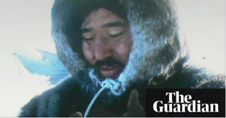 The Guardian article;                               Inuit oral historian who pointed the way to Franklin shipwrecks dies aged 58