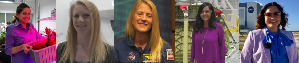 BBC article;                                                      Tips for girls from spacescientists