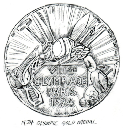 3 Olympic Gold
